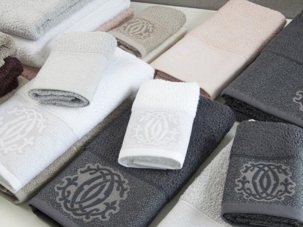 set colorato asciugamani