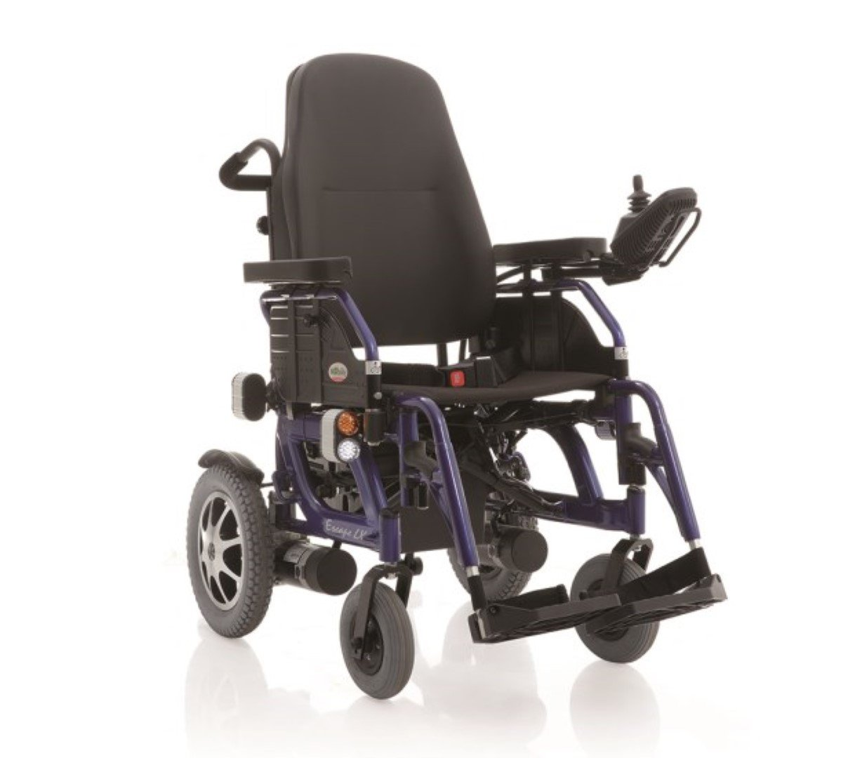 sedie a rotelle elettrica