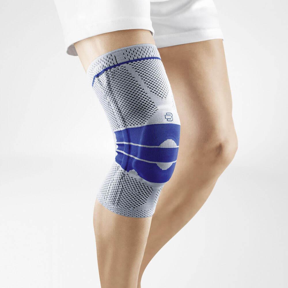 banda elastica ginocchio