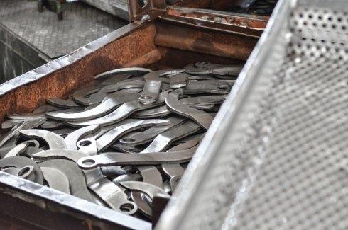 metalli da lavorare