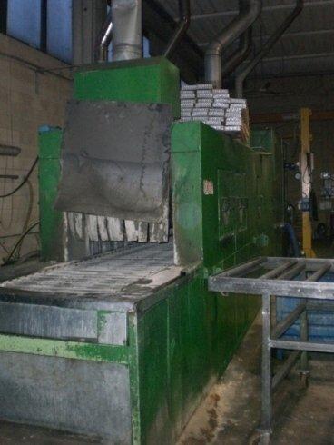 lavaggio metalli