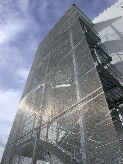 Wedge Wire Mesh Amp Corrugated Perforated Sheet Metal Uk