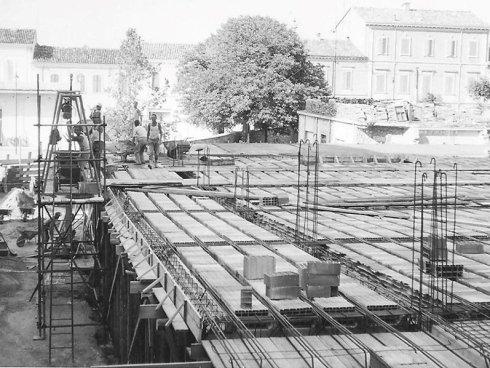 costruzione teatri