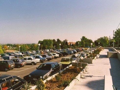 costruzione parcheggi