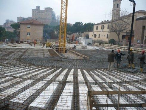 costruzioni parcheggi multipiano