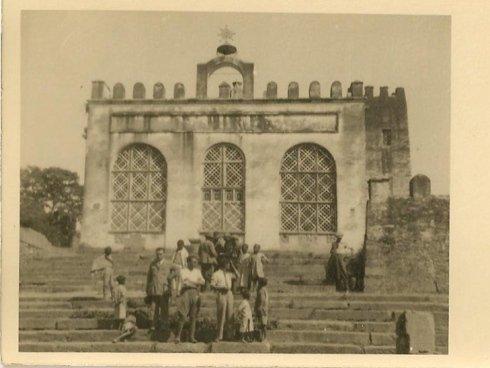 ditta ceisa ad axum chiesa copta