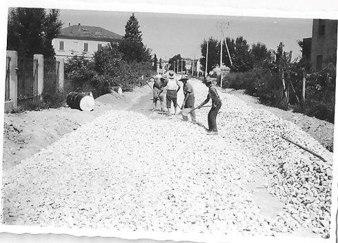 asfalto viale della libertà