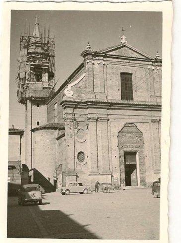 ricostruzione campanile di santa lucia