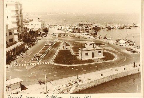 realizzazione piazzale del porto