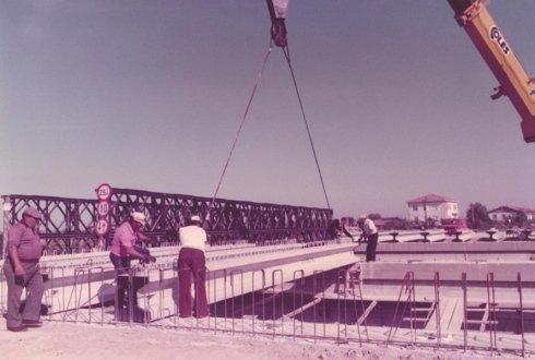 lavori ponte sul rubicone