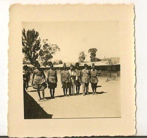 soldati eritrei ascari