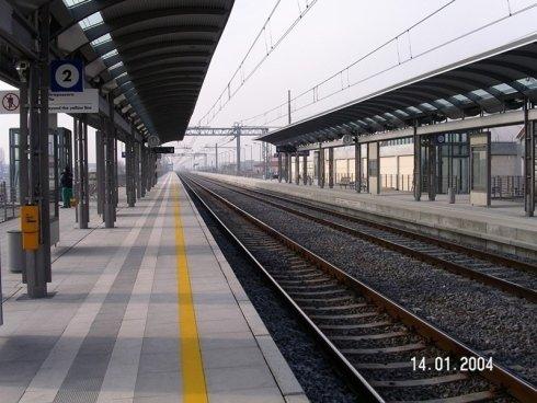 realizzazione cantiere stazione rimini fiera