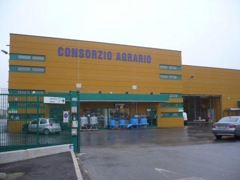 lavori consorzio agrario forlì