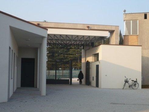 costruzione realizzazione ingresso cimitero