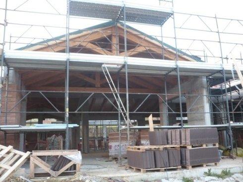 costruzione scuola materna
