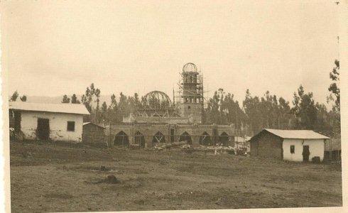 lavori minareto e moschea