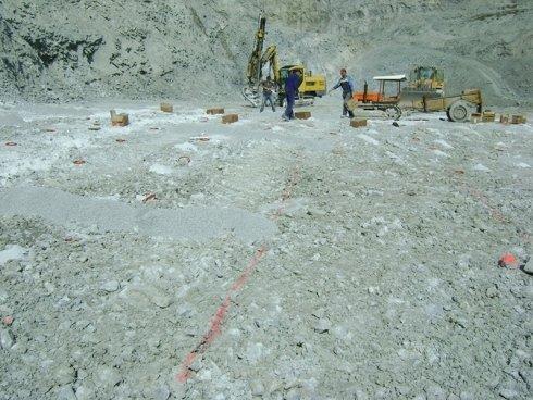 tecniche escavazione