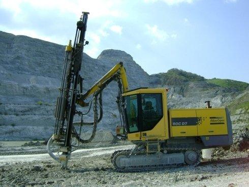 macchinario escavazione