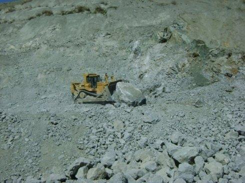 scavi alla cava ceisa spa