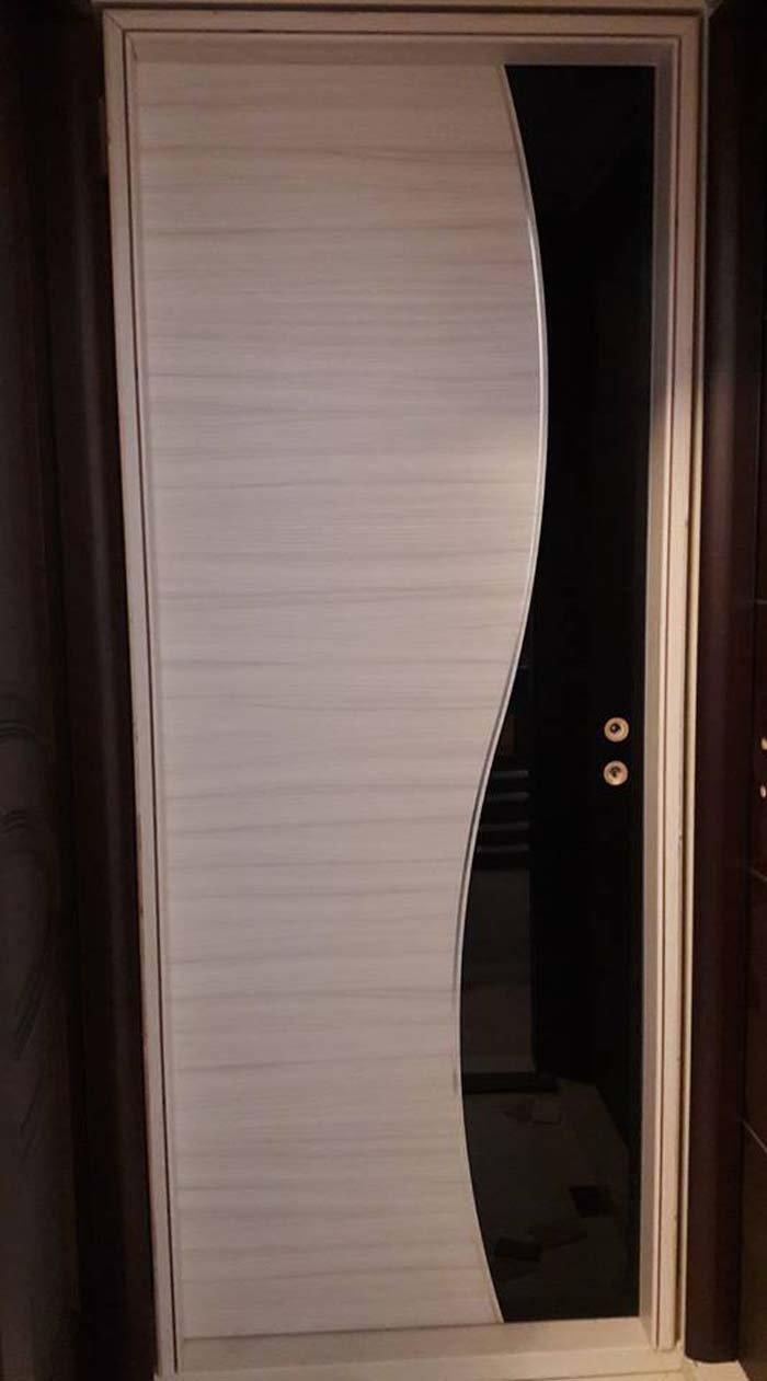 porta blindate cin legno