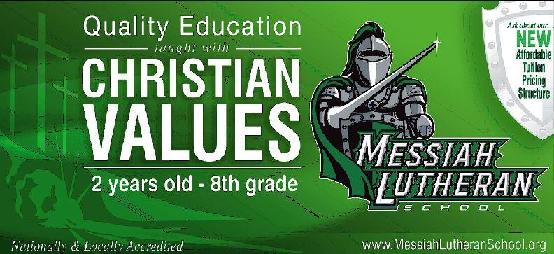 Messiah Lutheran School Independence MO