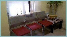 sala attesa studio medico