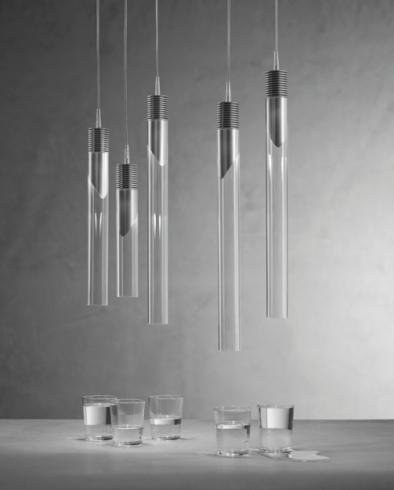 L D By Gruppo Lampe Drip Sospensione