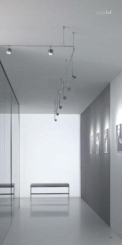 Sistema illuminazione monotubo