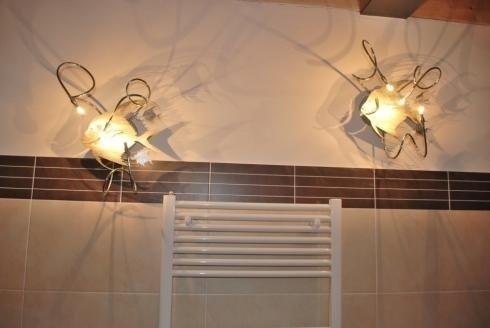 Illuminazione interno bagno