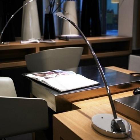 Lampada da tavolo Open Led
