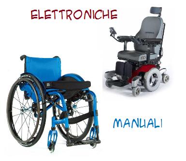 carrozzelle pediatriche, carrozzelle geriatriche, carrozzelle elettroniche