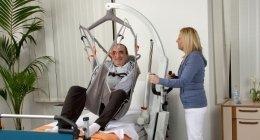 letti ortopedici, deambulatori, ausili riabilitazione