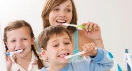 igiene orale, spazzolino, prevenzione carie