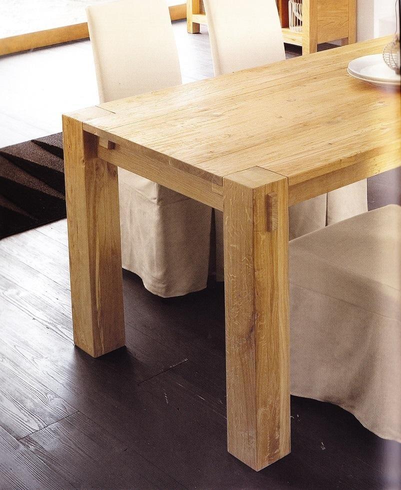 Tavolo su misura in legno