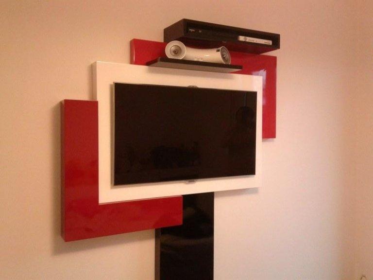bracci per televisori