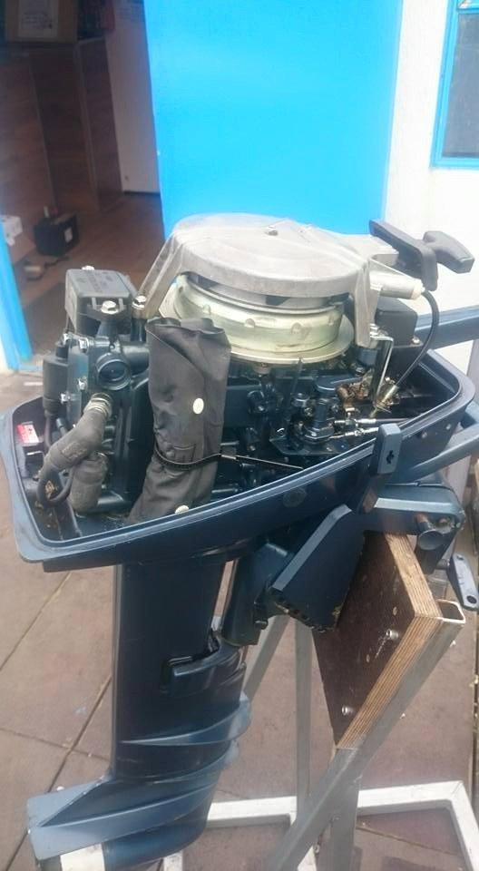 advanced boat engine
