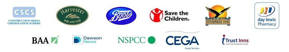 Accreditations logos