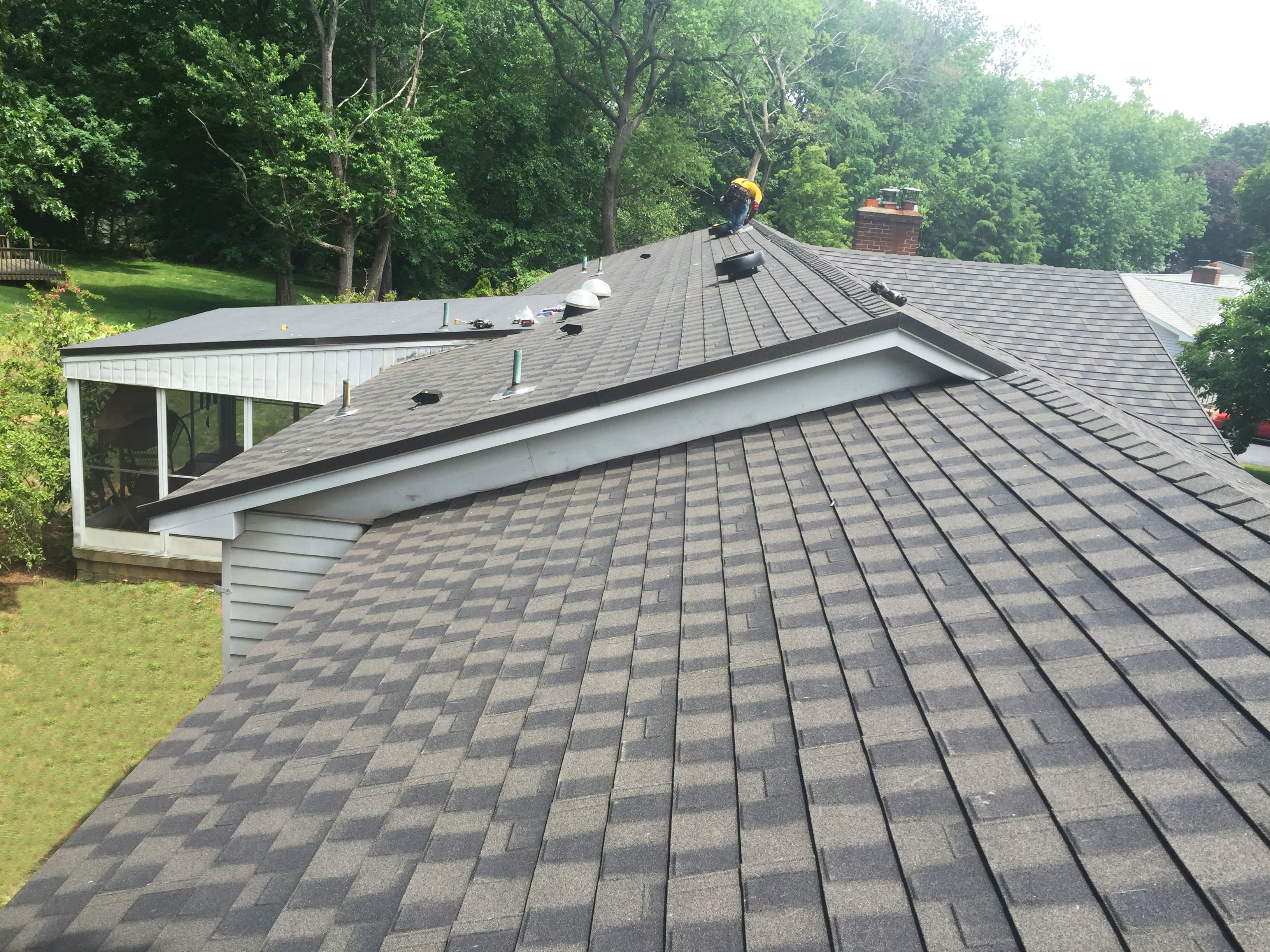 Roofing Contractor Longmeadow, MA