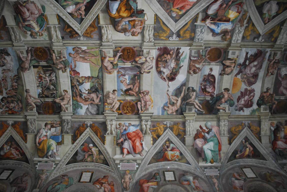 rondleiding vaticaan sixtijnse kapel