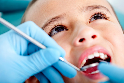 Trusted doctor for children dental care in Anchorage, AK