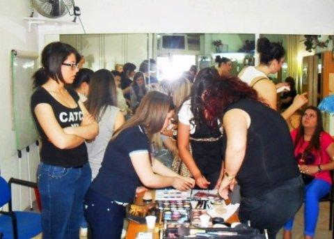 Corso di make up professionale