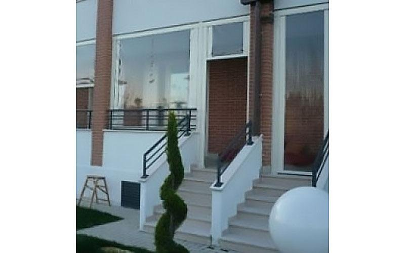 copertura PVC veranda