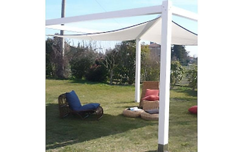 tenda sole giardino