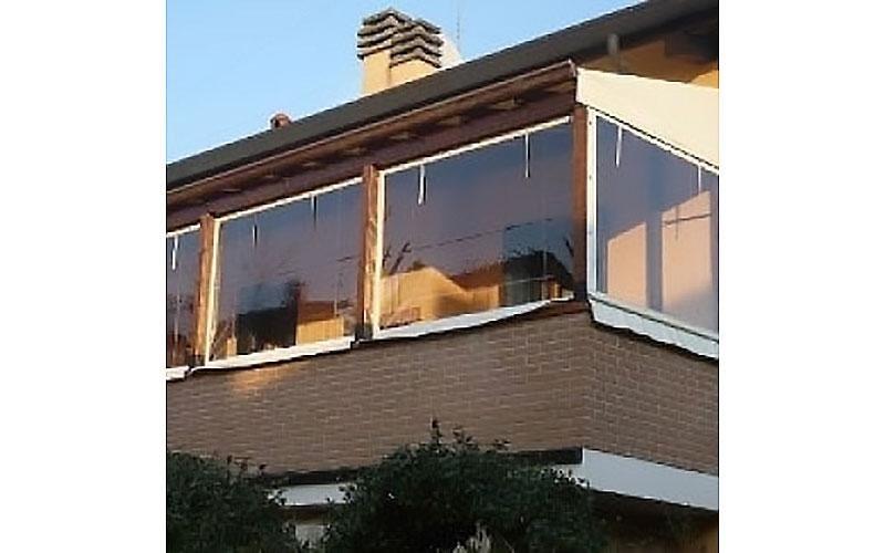 copertura esterna PVC