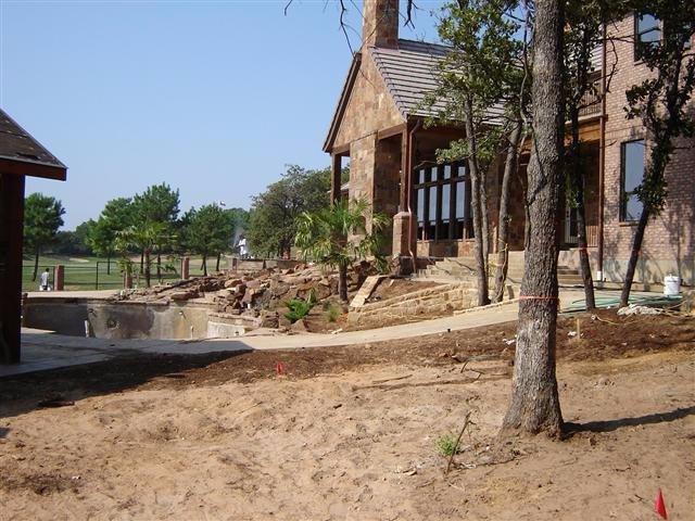 Landscape Design Frisco, TX