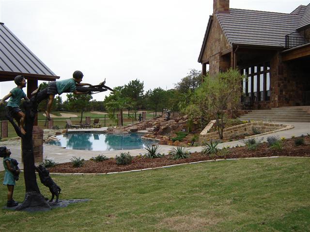 Landscape Design The Colony, TX