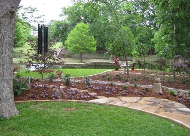 Landscape Design Plano, TX