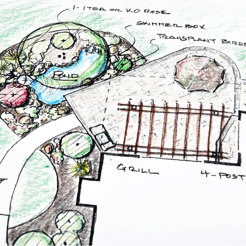 Garden center frisco dallas plano mckinney shades for Greeninc landscape architecture
