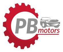 PB motors - Logo