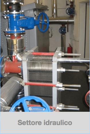 settore idraulico